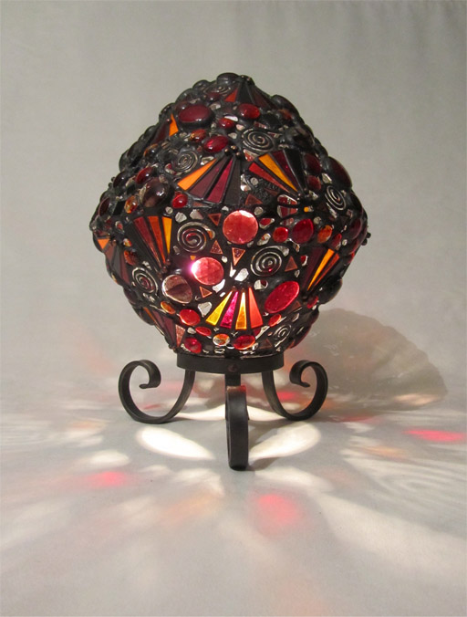 Fire Ball Lamp